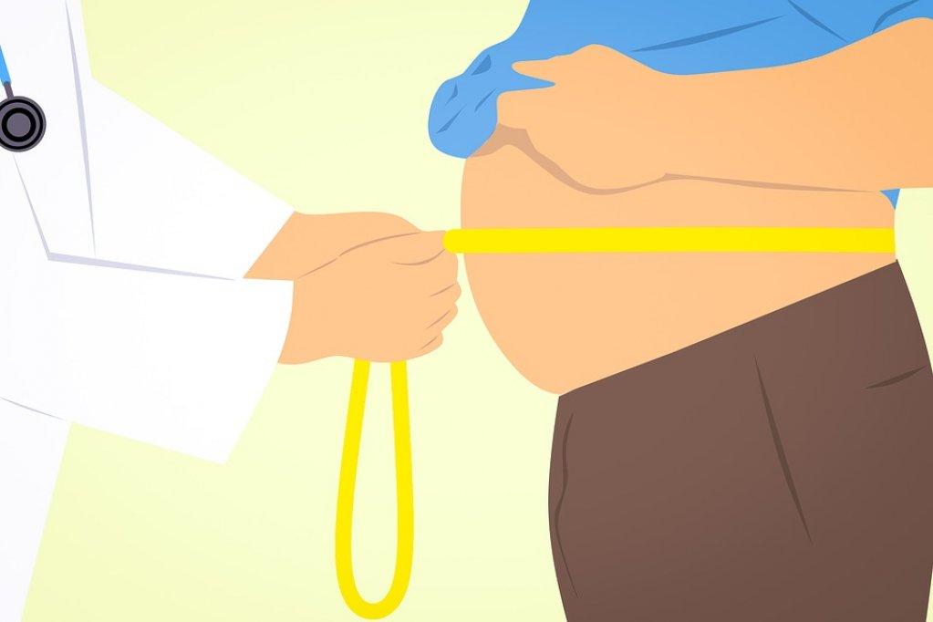 pierderea în greutate obezitate