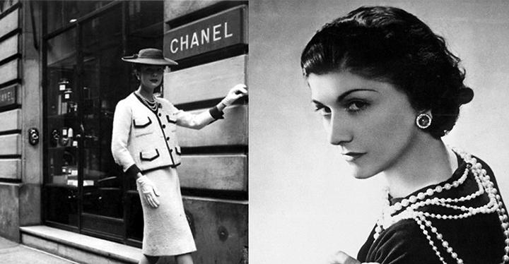 Coco Chanel pierdere în greutate