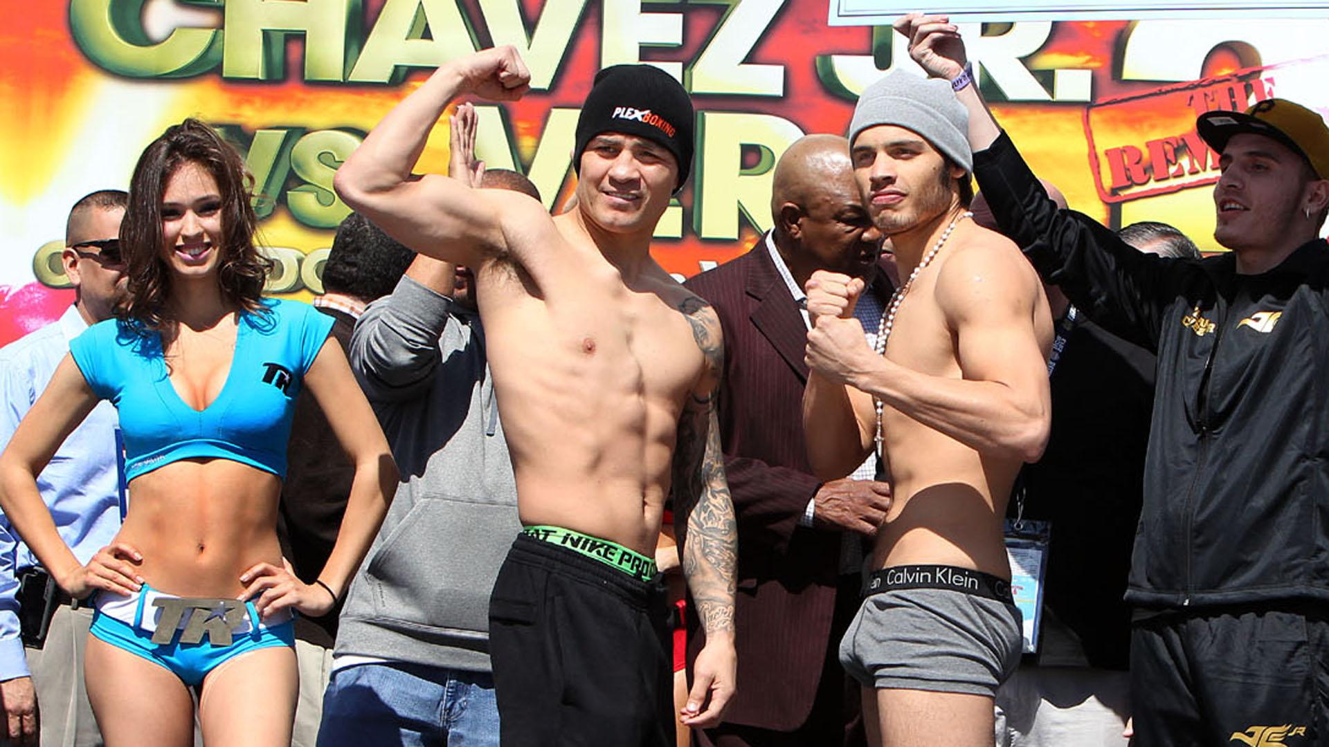 pierdere în greutate Chavez Jr