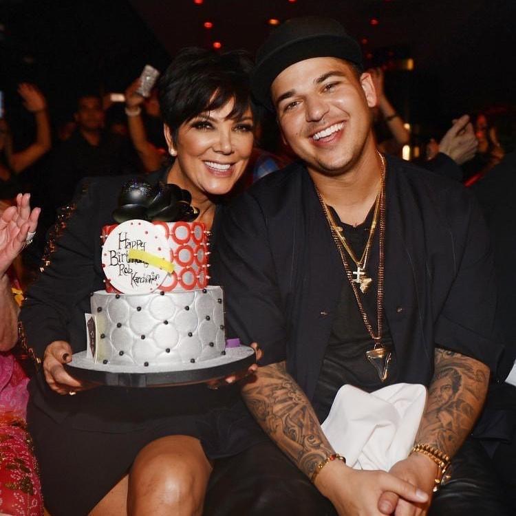 Robert Kardashian jr slăbit. Kim Kardashian a dezvăluit cum a reușit să slăbească 10 kilograme