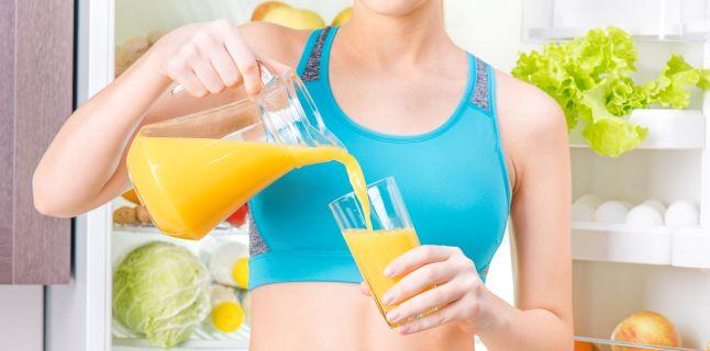 Pierderea în greutate băuturi naturale