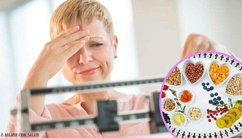 cum slăbești în menopauză