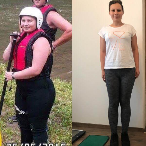 Pierderea în greutate povești de succes sănătatea femeilor