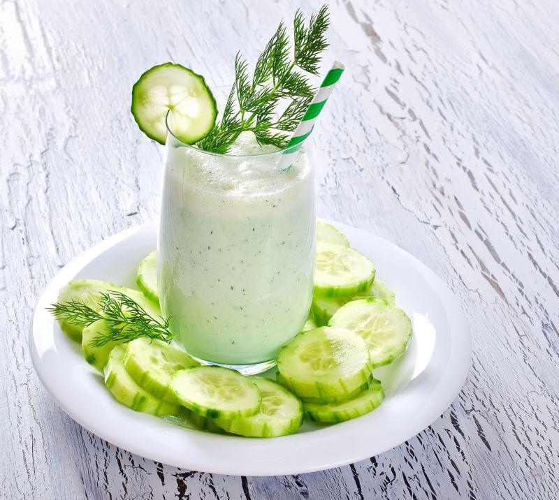 Băutură de slăbit folosind castraveți Poți pierde în greutate pe perioadă