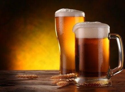 bere și pierdere în greutate