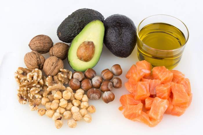 scădere în greutate de grăsimi saturate și nesaturate