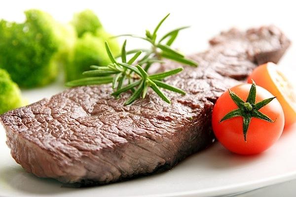 carne de vită ajută la pierderea în greutate