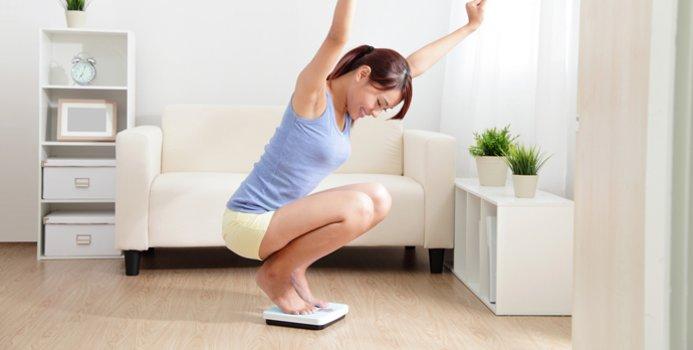când cântăreți să pierdeți în greutate