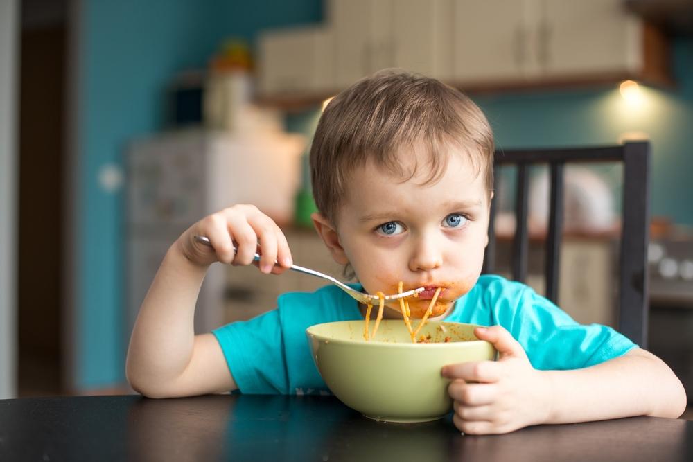 cum să faci un copil să slăbească