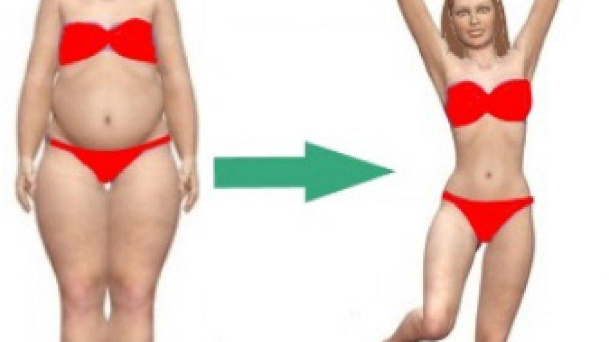 înainte și după pierderea în greutate bikini poze