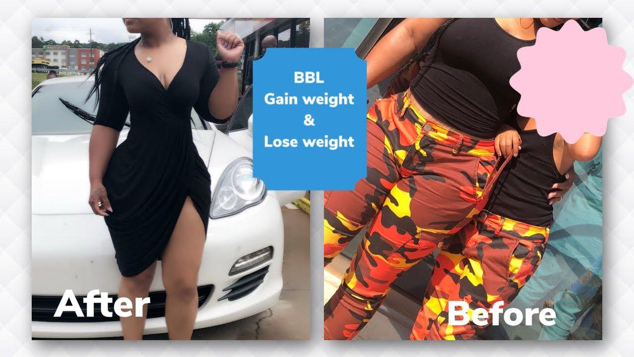 pierde greutatea pentru bbl
