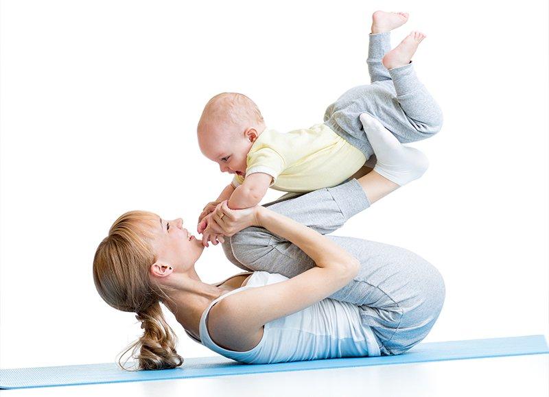 scădere în greutate pentru mamele noi