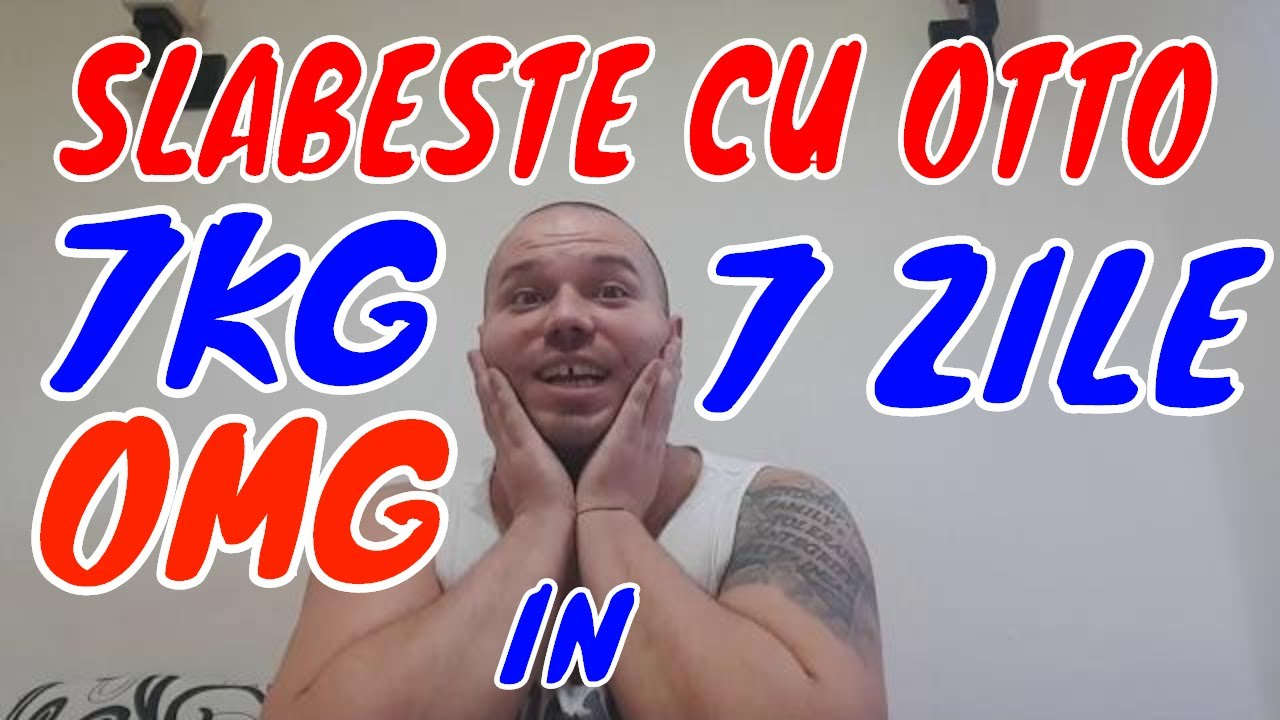 SLABESTE 7 KG IN 3 SAPTAMANI - Betty Blue - Centrul tau de Slabire