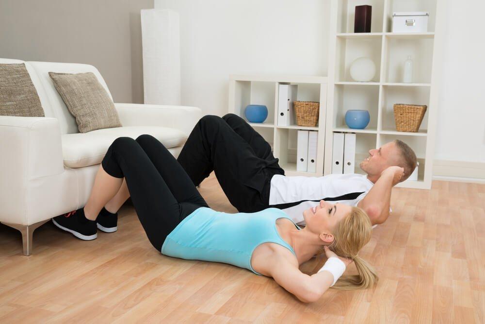 arderea spatelui și a grăsimii laterale nu mai scuză pierderea în greutate