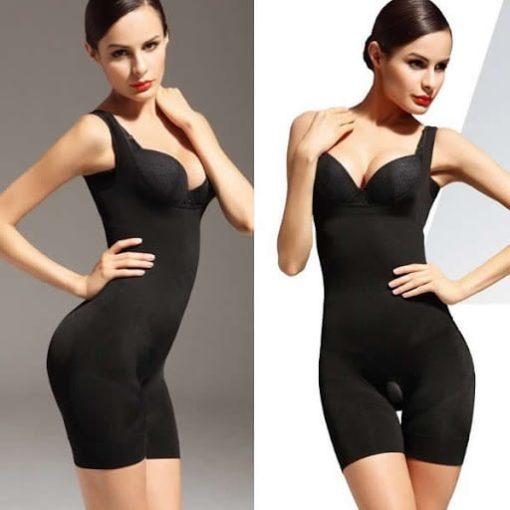 Costum modelator cu efect de slabire Slim Body – Magazinul tau de reduceri
