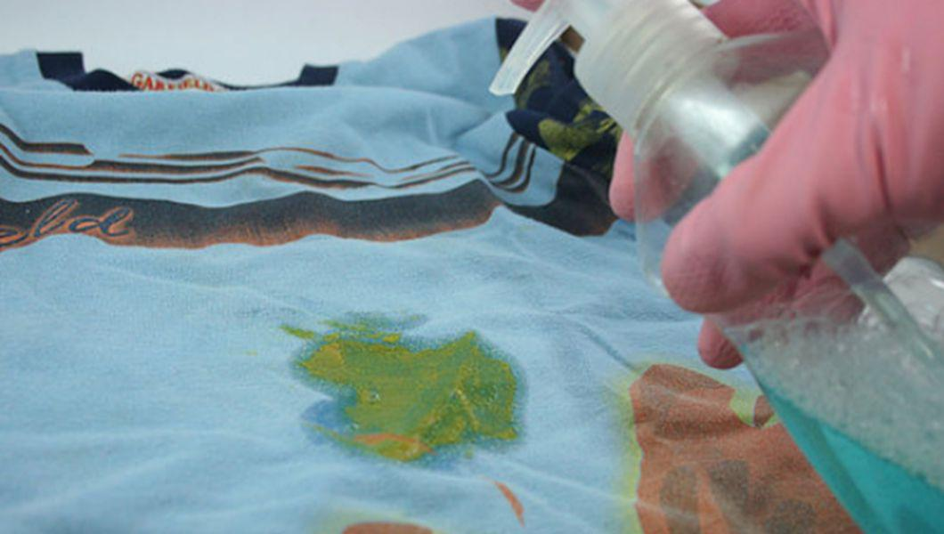 cum să elimini petele de grăsime din țesătură