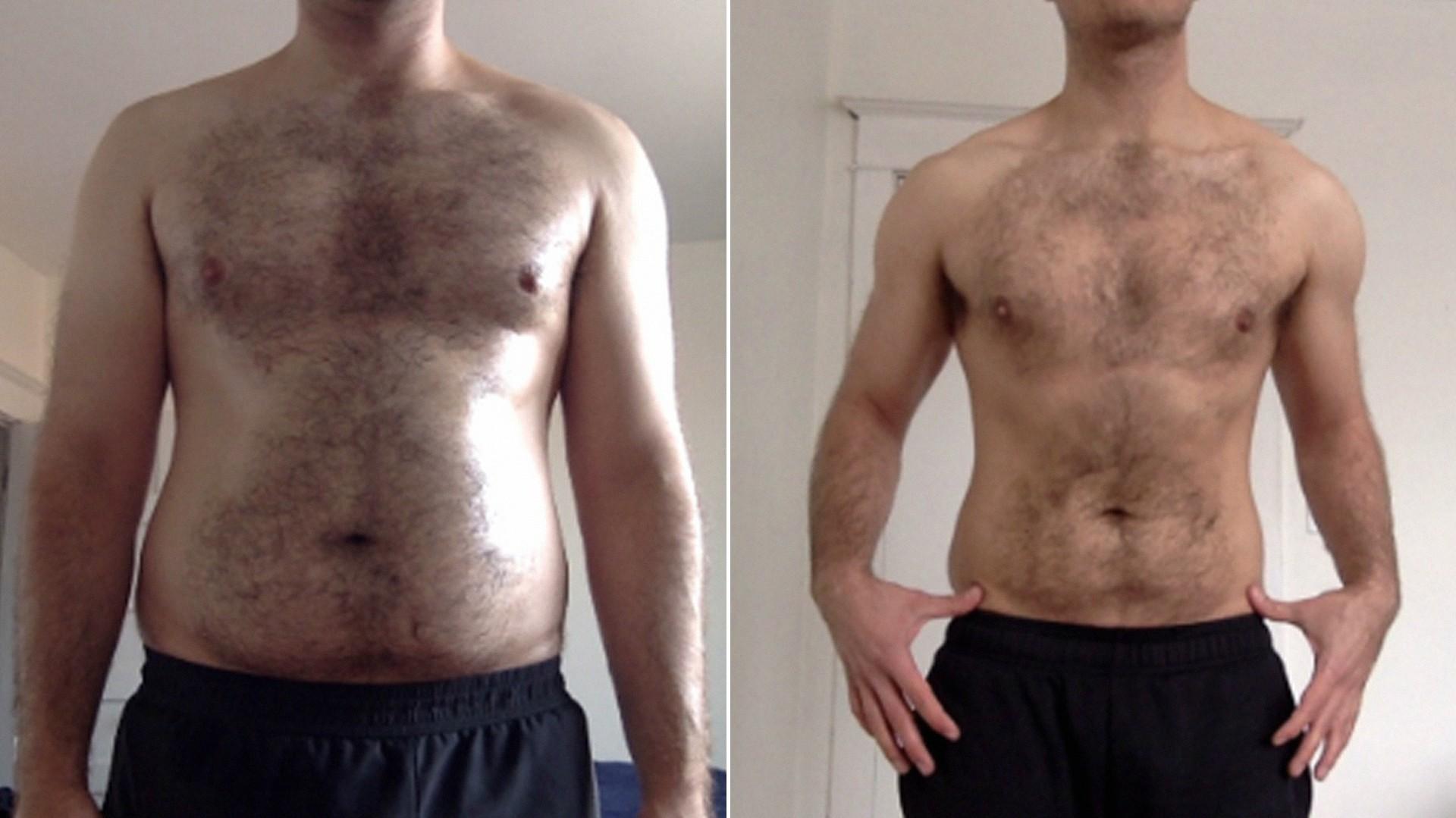 pierderea in greutate a barbatilor de varsta mijlocie