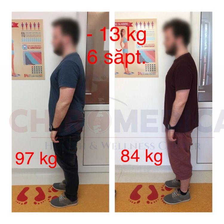 slăbește 40 kg în 6 luni